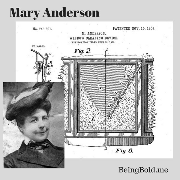 Mary Anderson: Inventor of Windshield Wipers
