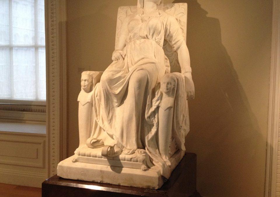 Edmonia Lewis, Black American Sculptor
