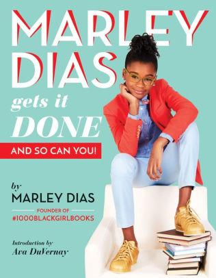 #1000BlackGirlBooks founder Marley Dias