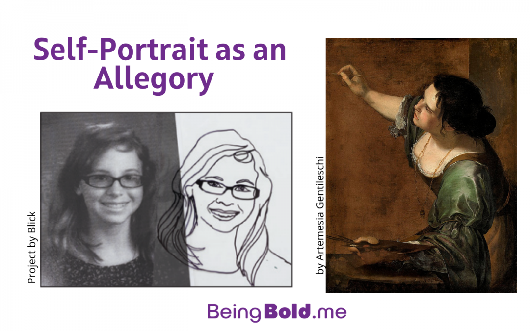 Self-portrait as an Allegory: Art Projects Inspired by Women Artists