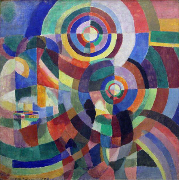 By Sonia Delaunay, Blaise Cendrars - State of the Modern Art World, The Essence of Cubism and its Evolution in Time