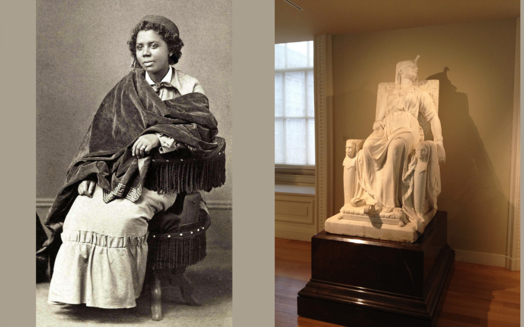 Lost and Found: Edmonia Lewis and the Death of Cleopatra